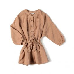 Cord Dress Nude