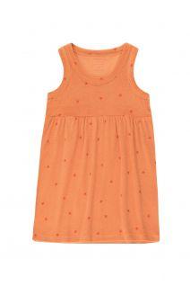 Starfish Dress Papaya