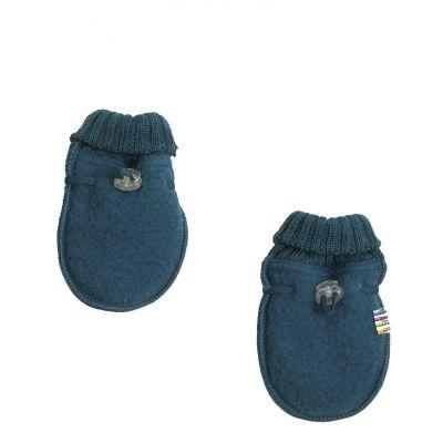 Baby mittens Blue