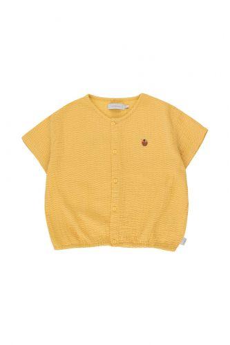 Waves Crop Shirt
