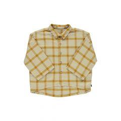 Mustard Shirt Check