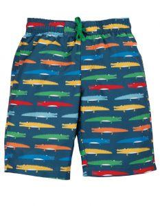 Board Shorts Rainbow Crocs