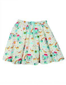 Fiona Full Skirt At The Taj