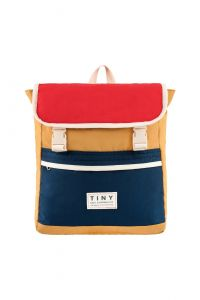 Tiny Colour Block Backpack