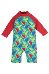Little Sun Safe Suit Pacific Aqua Parrots