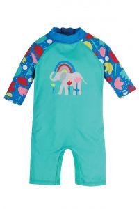 Little Sun Safe Suit Pacific Aqua Elephant
