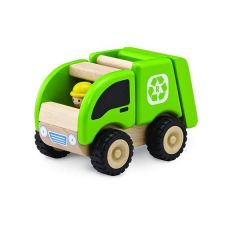 Recycling wagen