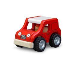 Sportauto rood