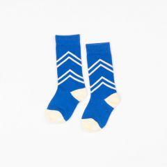 Annie Knee Socks Snorkel Blue