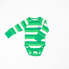 Kay Body Kelly Green Stripes