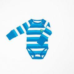 Kay Body Snorkel Blue Stripes