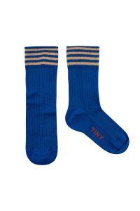 Stripes Medium Socks Ultramarine/Toffee