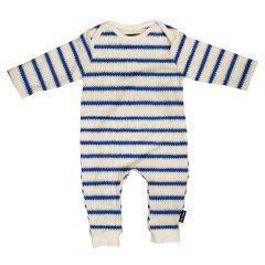 Breton Blue Jumpsuit Babies