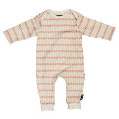 Breton Pink Jumpsuit Babies