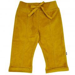 Cisse Pants Honey Velvet