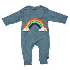 Clay Rainbow Jumpsuit Babies