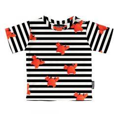 Clay Crab T-shirt Babies