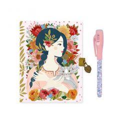 Dagboek met slotje en magische pen Oana