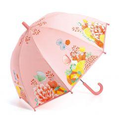 Paraplu Bloementuin