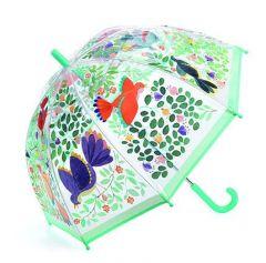 Paraplu Vogels en Bloemen