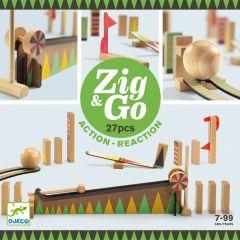 Zig & Go Actie-Reactie 27 stukken