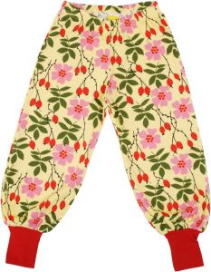 Rosehip Yellow Baggy Pants