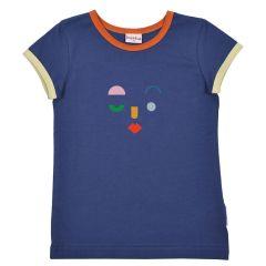 Face T-shirt Twilight Blue