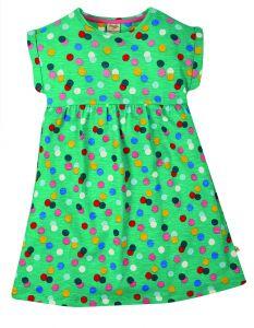 Faith Slub Dress Rainbow Holi