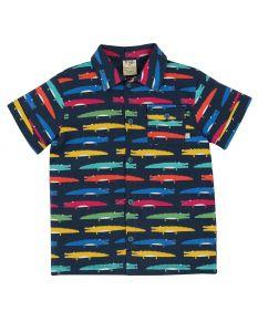 Rupert Jersey Shirt Rainbow Crocs