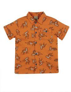 Rupert Jersey Shirt Marigold Tigers