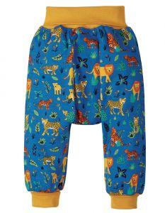 Parsnip Pants Cobalt Big Cats
