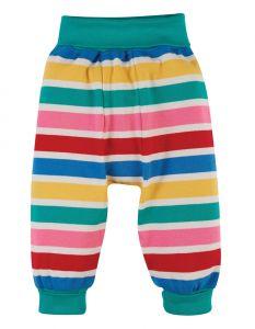 Parsnip Pants Rainbow Multi Stripe