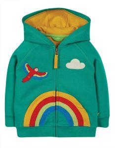 Helford Hoody Jewel Rainbow