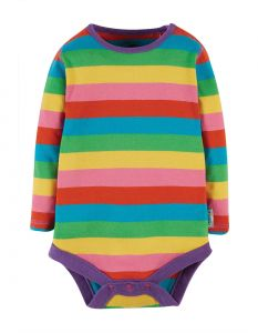 Favourite Body Rainbow Stripe