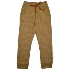 Girls Pants Thin Stripes