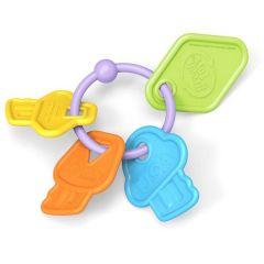 Mijn eerste sleutels - gerecycled