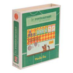 Restaurant koffertje