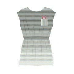Ocean Striped Dress