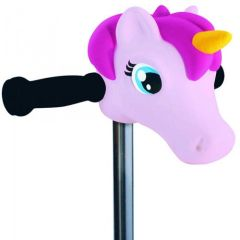 Scootaheadz Unicorn Roze