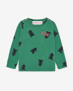 T-shirt Winter Tree