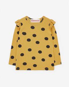 T-shirt Dots Yellow&Black