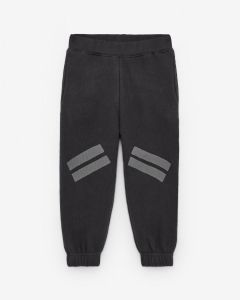 Pant Knee Grey Stripes