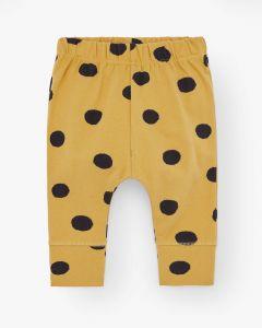 Baby Pant Dots Yellow&Black