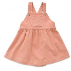 Worker Overall Dress Bloomers Canyon Sunset