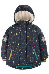 Snow And Ski Coat Indigo Stargazing