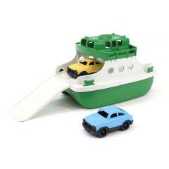 Veerboot met Auto's (groen)