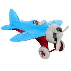 Vliegtuig (blauw)